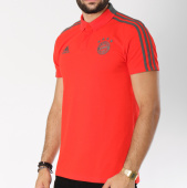 /achat-polos-manches-courtes/adidas-polo-manches-courtes-fc-bayern-munchen-cw7280-rouge-gris-anthracite-146630.html