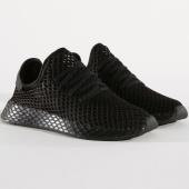 /achat-baskets-basses/adidas-baskets-deerupt-runner-b41768-core-black-footwear-white-146637.html