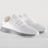 /achat-baskets-basses/adidas-baskets-femme-deerupt-runner-aq1790-footwear-white-core-black-146642.html