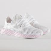 /achat-baskets-basses/adidas-baskets-femme-deerupt-b37601-footwear-white-clear-lila-146644.html