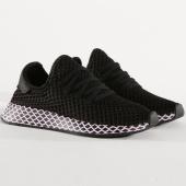 /achat-baskets-basses/adidas-baskets-femme-deerupt-b37602-core-black-clear-lila-146645.html