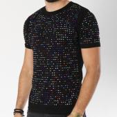 /achat-t-shirts/berry-denim-tee-shirt-jb18052-noir-146693.html