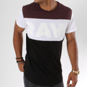 /achat-t-shirts-longs-oversize/g-star-tee-shirt-oversize-starkon-art-d10715-2757-bordeaux-blanc-noir-146699.html