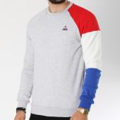 /achat-sweats-col-rond-crewneck/le-coq-sportif-sweat-crewneck-tricolore-1821334-gris-chine-rouge-blanc-bleu-clair-146566.html
