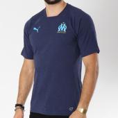 /achat-t-shirts/puma-tee-shirt-om-casual-performance-753990-bleu-marine-chine-146574.html