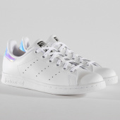 /achat-baskets-basses/adidas-baskets-stan-smith-femme-aq6272-footwear-white-metal-silver-146742.html