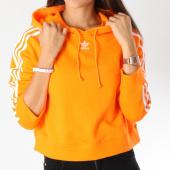 /achat-sweats-capuche/adidas-sweat-capuche-femme-crop-dh3130-orange-blanc-146831.html