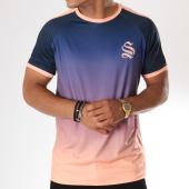 /achat-t-shirts/sinners-attire-tee-shirt-dip-dye-ringer-581-bleu-marine-degrade-orange-146827.html