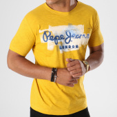 /achat-t-shirts/pepe-jeans-tee-shirt-golders-jaune-chine-146961.html