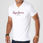 /achat-t-shirts/pepe-jeans-tee-shirt-eggo-v-blanc-146981.html