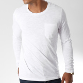 /achat-t-shirts-manches-longues/produkt-tee-shirt-manches-longues-poche-slub-blanc-146929.html