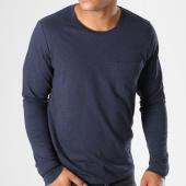 /achat-t-shirts-manches-longues/produkt-tee-shirt-manches-longues-poche-slub-bleu-marine-146931.html
