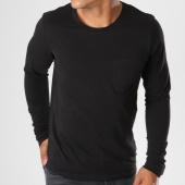 /achat-t-shirts-manches-longues/produkt-tee-shirt-manches-longues-poche-slub-noir-146932.html