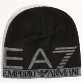 /achat-bonnets/ea7-bonnet-275560-8a301-noir-gris-147090.html