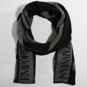 /achat-echarpes-foulards/ea7-echarpe-275561-8a301-noir-gris-anthracite-chine-147110.html