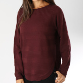 /achat-pulls/only-pull-femme-caviar-bordeaux-147046.html