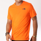 /achat-t-shirts/the-north-face-tee-shirt-red-box-orange-147067.html
