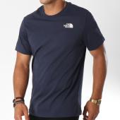/achat-t-shirts/the-north-face-tee-shirt-red-box-bleu-marine-147071.html