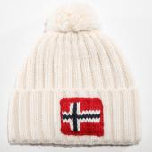 /achat-bonnets/napapijri-bonnet-semiury-1-blanc-147327.html