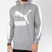 /achat-sweats-capuche/puma-sweat-capuche-avec-bande-classic-t7-logo-576336-03-gris-chine-blanc-147218.html