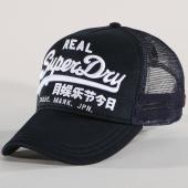 /achat-trucker/superdry-casquette-trucker-vintage-logo-edition-bleu-marine-chine-147279.html