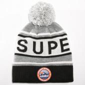 /achat-bonnets/superdry-bonnet-oslo-racer-gris-noir-147286.html