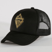 /achat-trucker/supreme-ntm-casquette-trucker-vintage-noir-dore-147343.html
