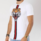 /achat-t-shirts-longs-oversize/vip-clothing-tee-shirt-oversize-bandes-brodees-1346-blanc-147304.html