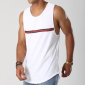 /achat-debardeurs/vip-clothing-debardeur-bandes-brodees-3028-blanc-vert-rouge-147308.html