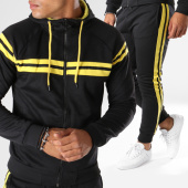 /achat-ensembles-survetement/zayne-paris-ensemble-de-survetement-bandes-brodees-j18-27-noir-jaune-147212.html