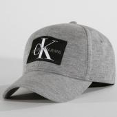 /achat-casquettes-de-baseball/calvin-klein-casquette-monogram-0752-gris-chine-147440.html