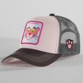 /achat-trucker/la-panthere-rose-casquette-trucker-pink-panther-gris-rose-147481.html