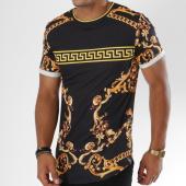 /achat-t-shirts-longs-oversize/uniplay-tee-shirt-oversize-t321-noir-dore-renaissance-147573.html