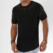 /achat-t-shirts-longs-oversize/berry-denim-tee-shirt-oversize-jb18065-noir-dore-147650.html