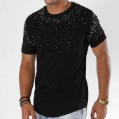 /achat-t-shirts-longs-oversize/berry-denim-tee-shirt-oversize-jb18065-noir-argent-147651.html