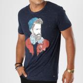 /achat-t-shirts/edc-by-esprit-tee-shirt-088cc2k010-bleu-marine-147639.html