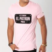/achat-t-shirts/hechbone-tee-shirt-el-patron-rose-147609.html