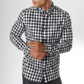 /achat-chemises-manches-longues/only-and-sons-chemise-manches-longues-gordey-carreaux-noir-blanc-147643.html