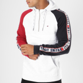 /achat-sweats-zippes-capuche/teddy-smith-sweat-zippe-capuche-avec-bande-sparo-gris-chine-147610.html