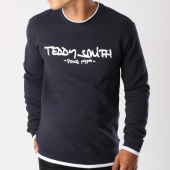 /achat-sweats-col-rond-crewneck/teddy-smith-sweat-crewneck-siclass-bleu-marine-147628.html