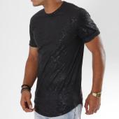 /achat-t-shirts-longs-oversize/uniplay-tee-shirt-oversize-suedine-uy245-noir-147546.html