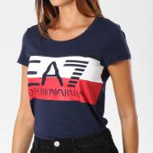 /achat-t-shirts/ea7-tee-shirt-femme-6ztt03-tj28z-bleu-marine-147769.html