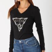 /achat-t-shirts-manches-longues/guess-tee-shirt-manches-longues-femme-w84i62r5jk0-noir-147697.html