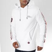 /achat-sweats-capuche/superdry-sweat-capuche-avec-bandes-mega-sport-label-ms3008tr-blanc-147782.html