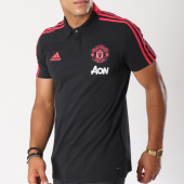 /achat-polos-manches-courtes/adidas-polo-manches-courtes-manchester-united-dp2278-noir-rose-147950.html