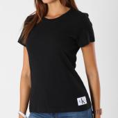 /achat-t-shirts/calvin-klein-tee-shirt-femme-core-7841-noir-147890.html