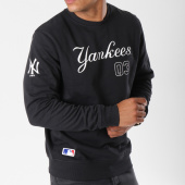 /achat-sweats-col-rond-crewneck/new-era-sweat-crewneck-team-apparel-script-new-york-yankees-11604003-noir-147859.html