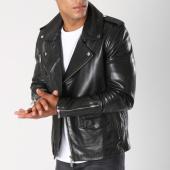 /achat-vestes-cuir/redskins-veste-biker-cuir-getty-dyer-noir-147880.html