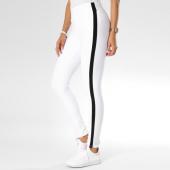 https://www.laboutiqueofficielle.com/achat-jeans-pantalons/pantalon-avec-bandes-femme-h280-blanc-148103.html