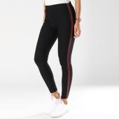 /achat-jeans-pantalons/girls-only-pantalon-avec-bandes-femme-h281bd-noir-148106.html